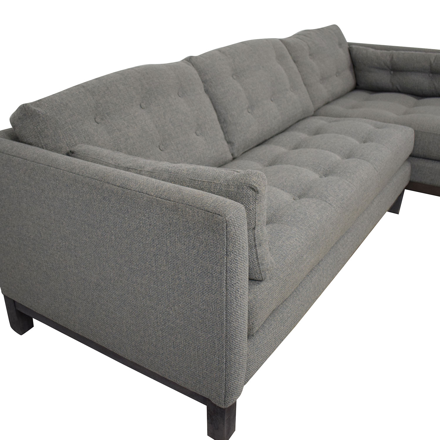 shop McCreary Modern Sectional Chaise Sofa McCreary Modern Sofas