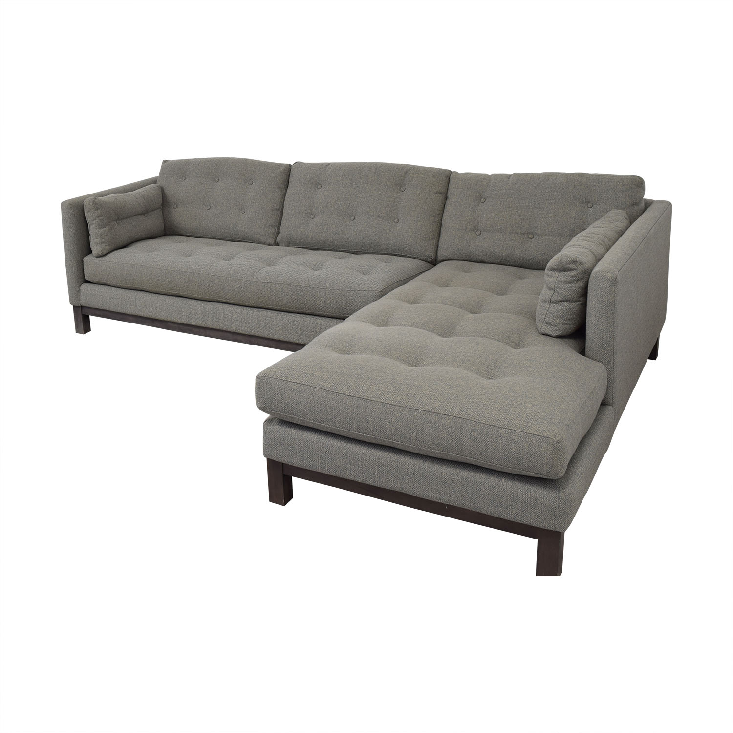 McCreary Modern McCreary Modern Sectional Chaise Sofa discount