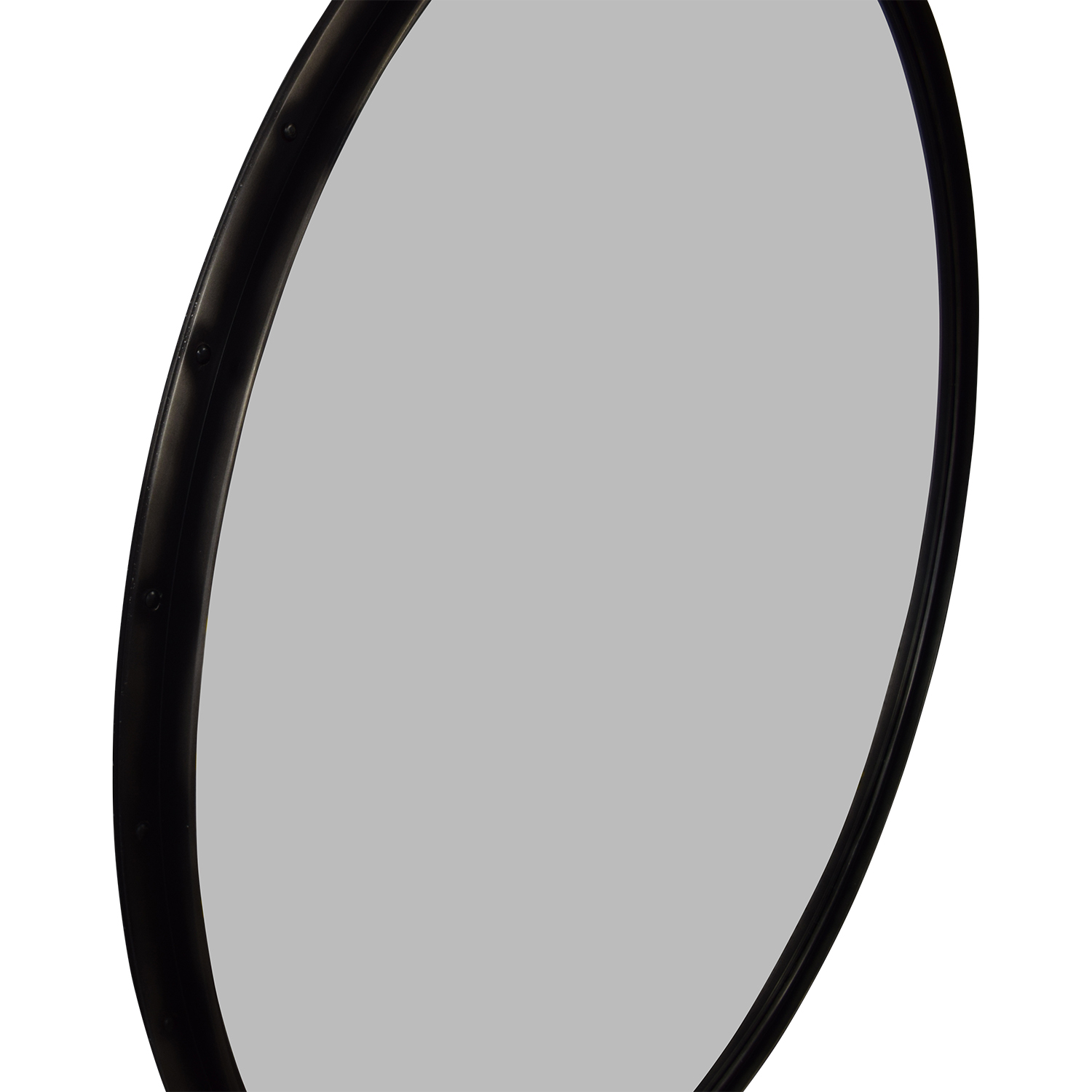 Restoration Hardware Restoration Hardware Antiqued Riveted Round Mirror Decor