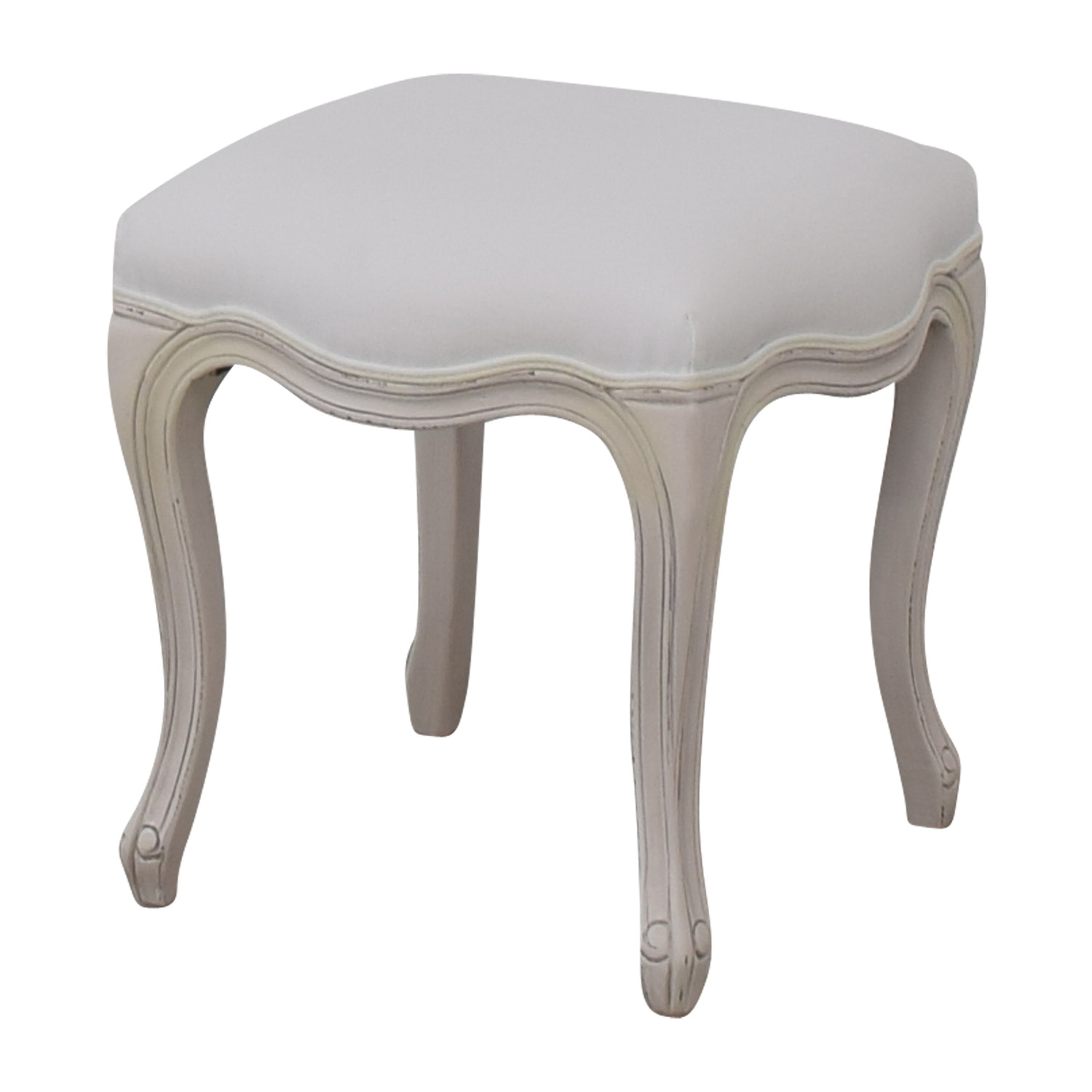 Restoration Hardware Restoration Hardware Sophie Upholstered Stool coupon