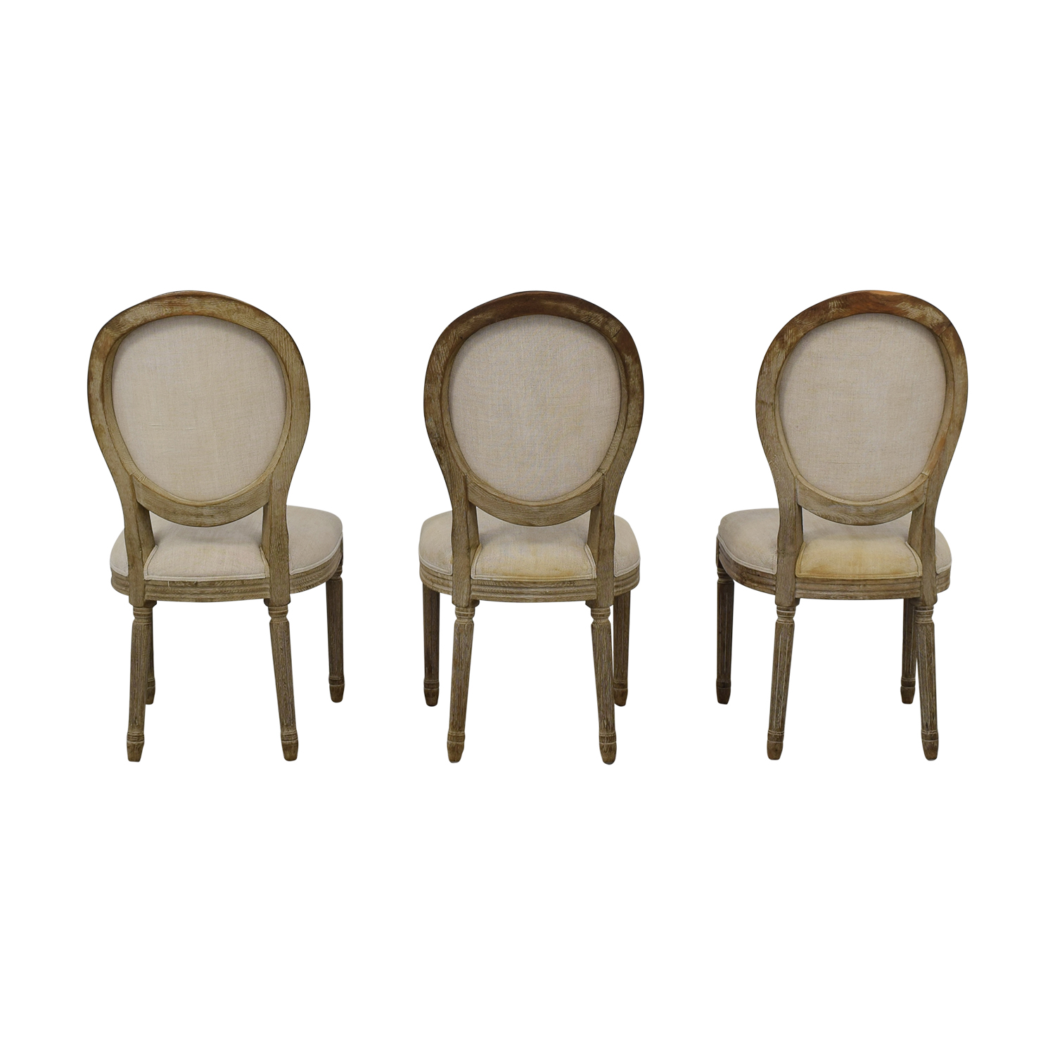 buy Restoration Hardware Restoration Hardware Vintage French Round Chair online