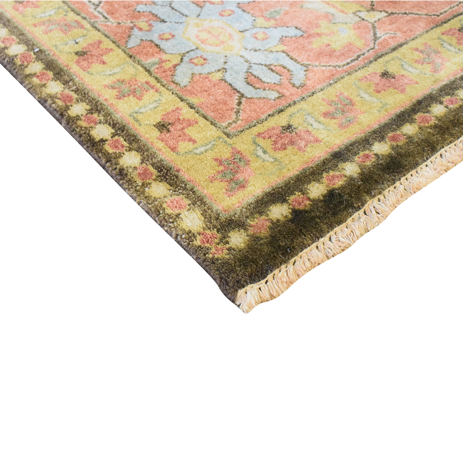 Hand-Knotted Oriental Rug / Rugs