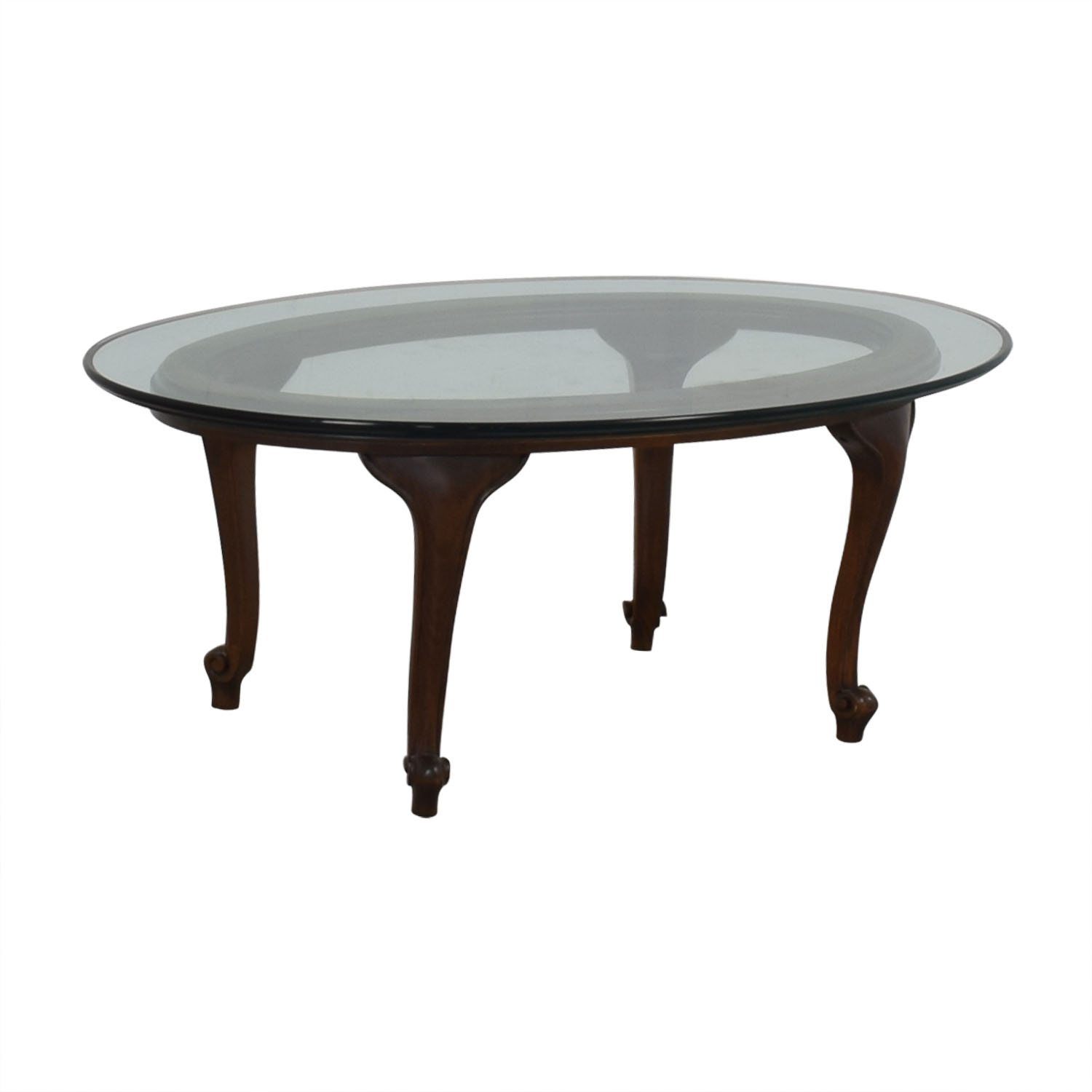 shop Macy's Oval Coffee Table Macy's