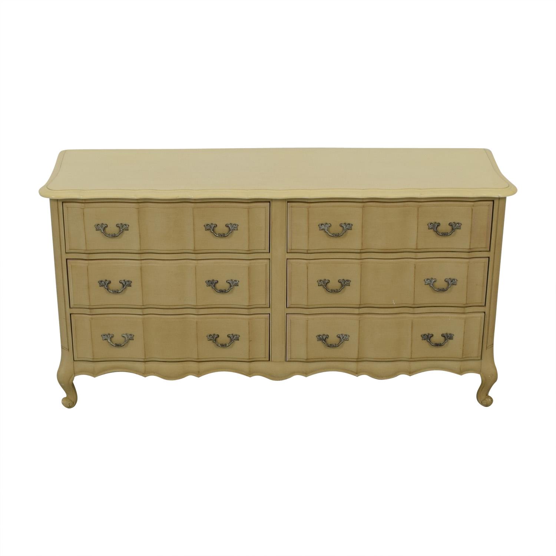 RH Baby & Child Restoration Hardware RH Baby & Child Marais Wide Dresser Dressers