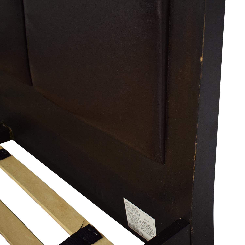 Crate & Barrel Platform Queen Bed / Beds