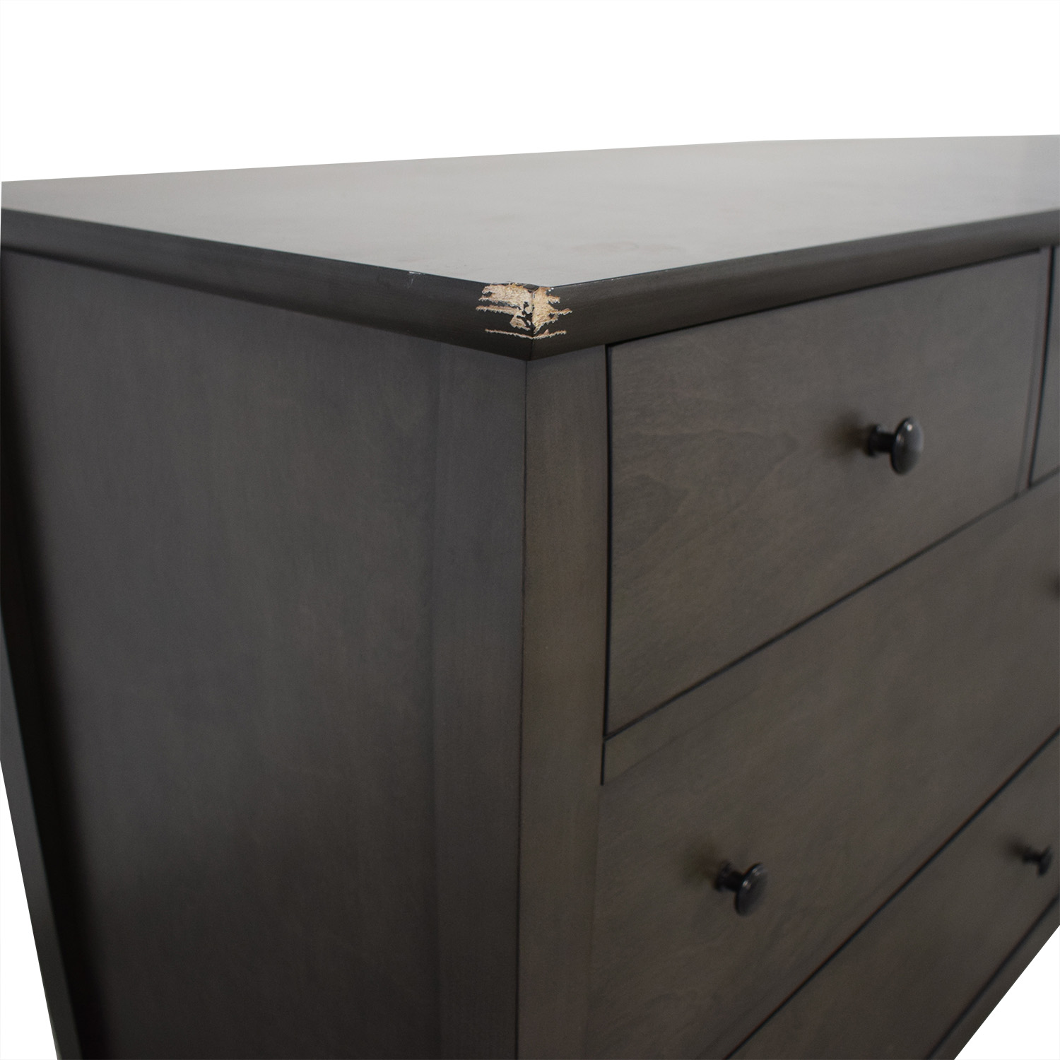 Crate & Barrel Mason Shadow Dresser / Dressers