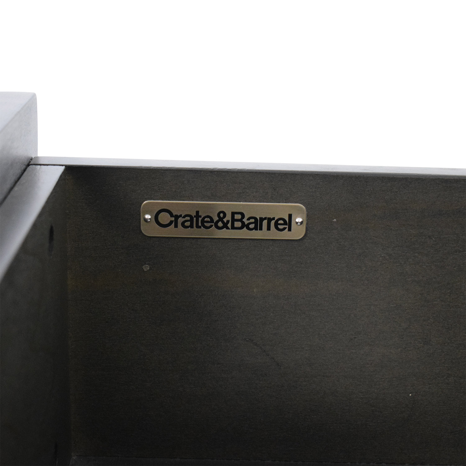 buy Crate & Barrel Mason Shadow Dresser Crate & Barrel Dressers