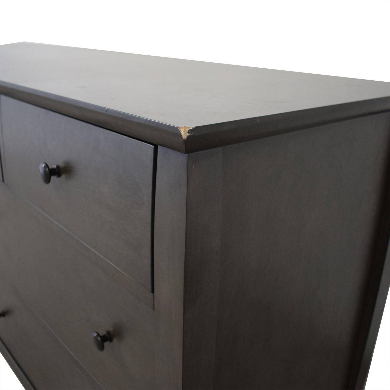 Crate & Barrel Crate & Barrel Mason Shadow Dresser on sale