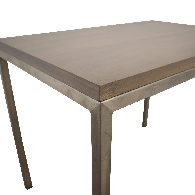 shop Room & Board Portica End Table Room & Board Tables