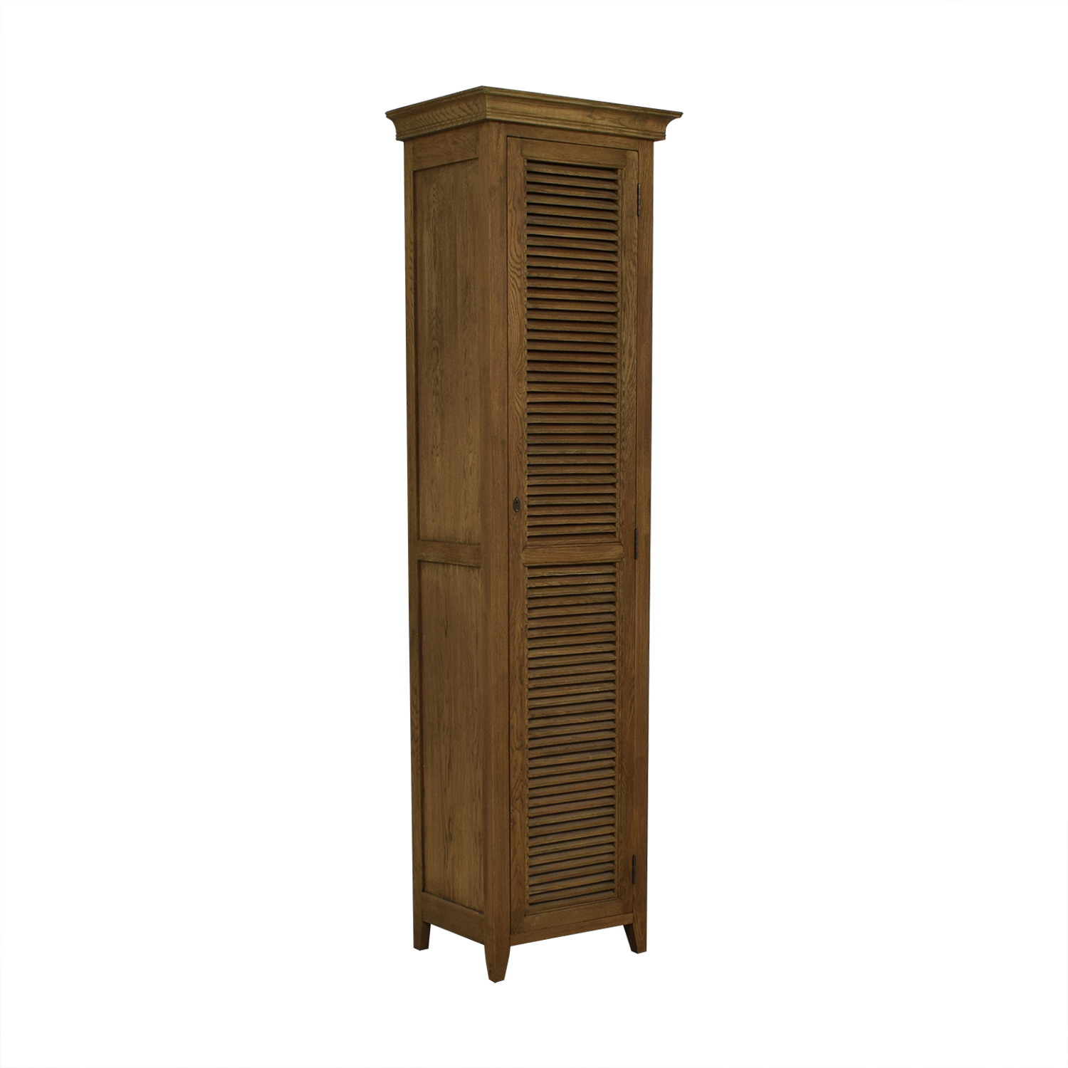 Restoration Hardware Restoration Hardware Tall Shutter Cabinet coupon