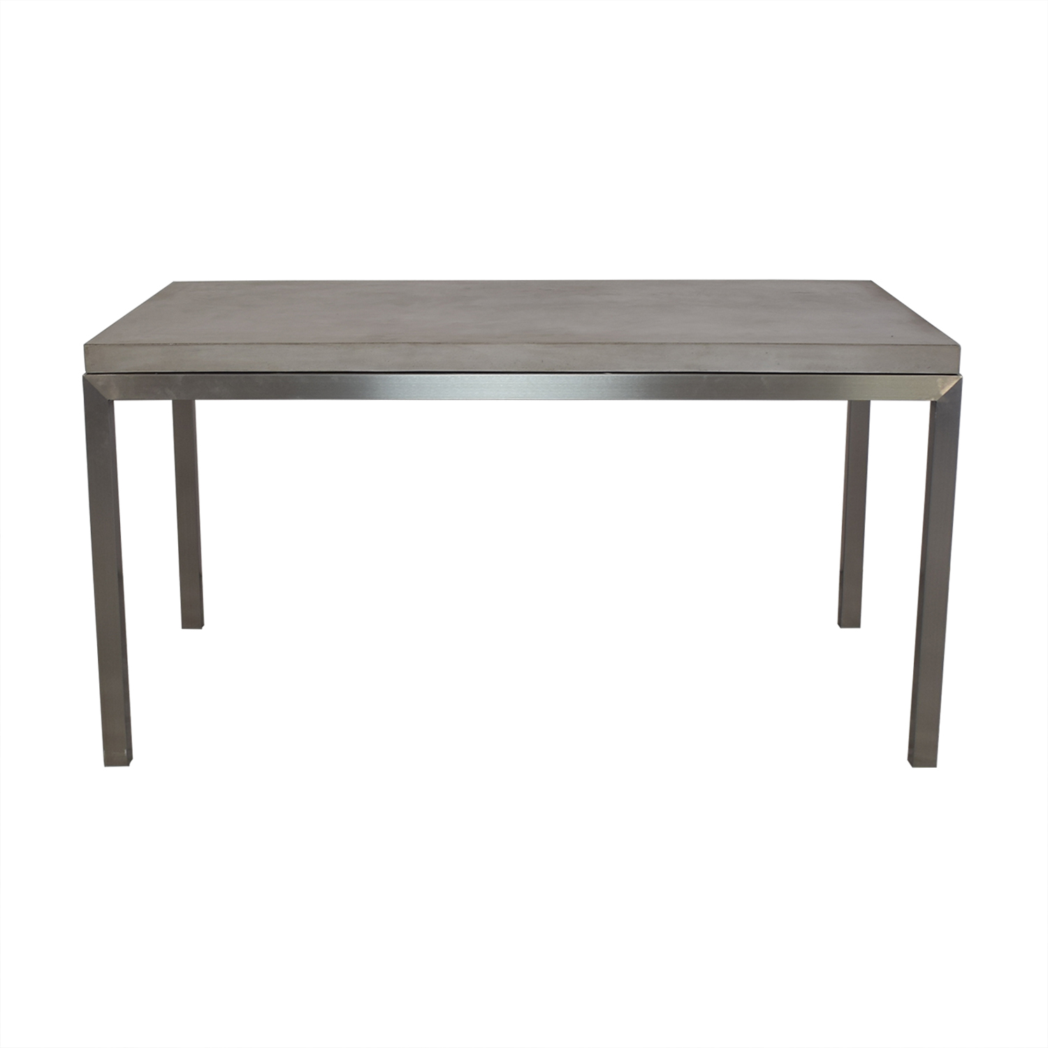 Crate & Barrel Crate & Barrel Dining Table used