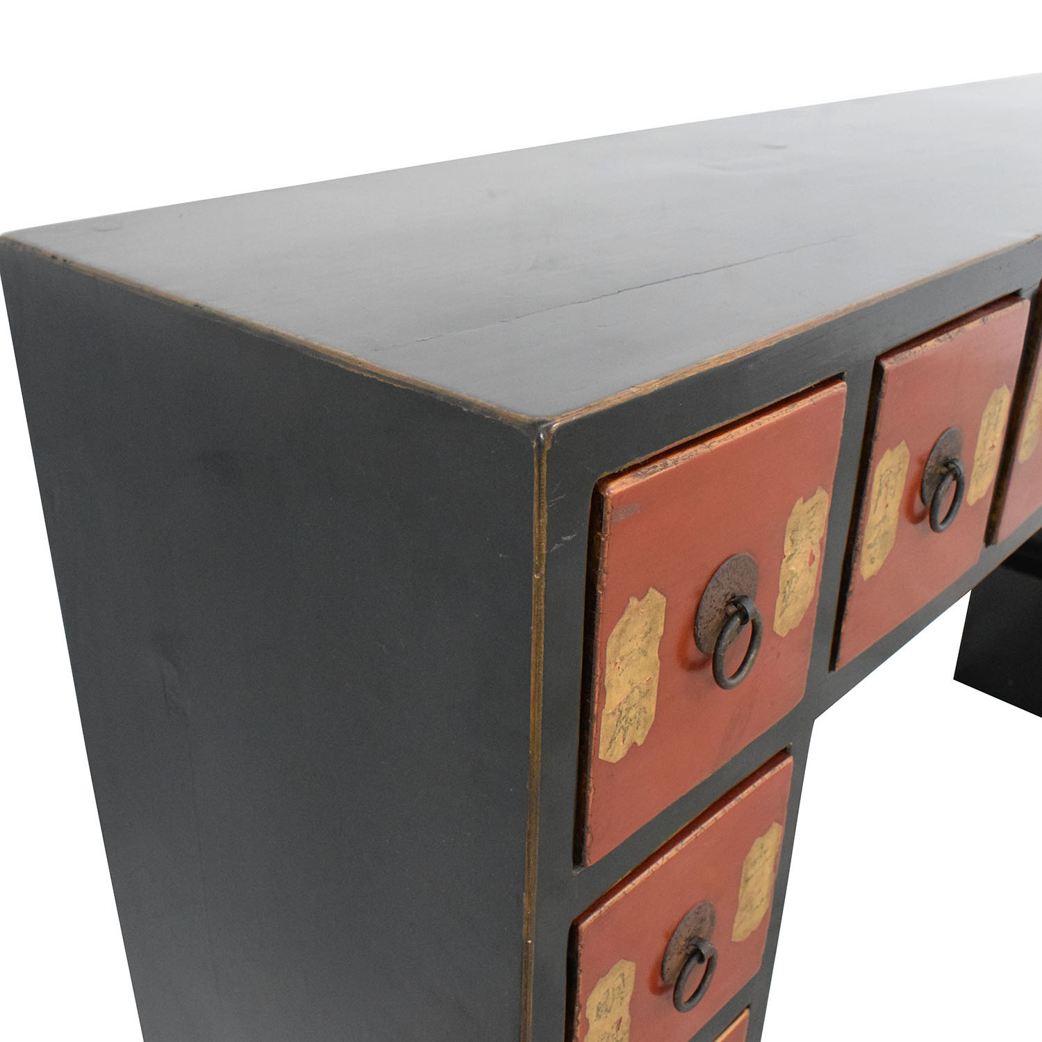 Chinese Antique Credenza with Drawers on sale