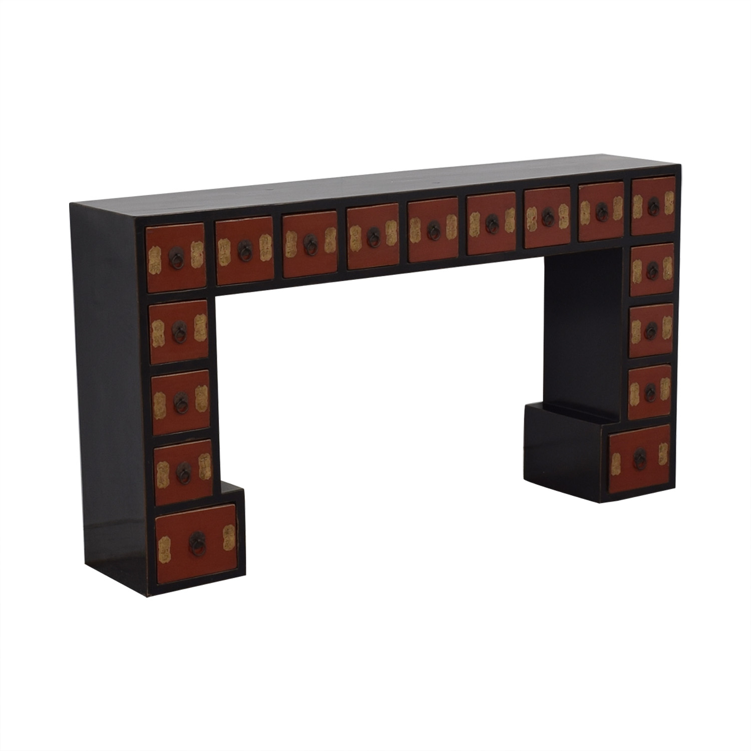buy Chinese Antique Credenza with Drawers  Tables