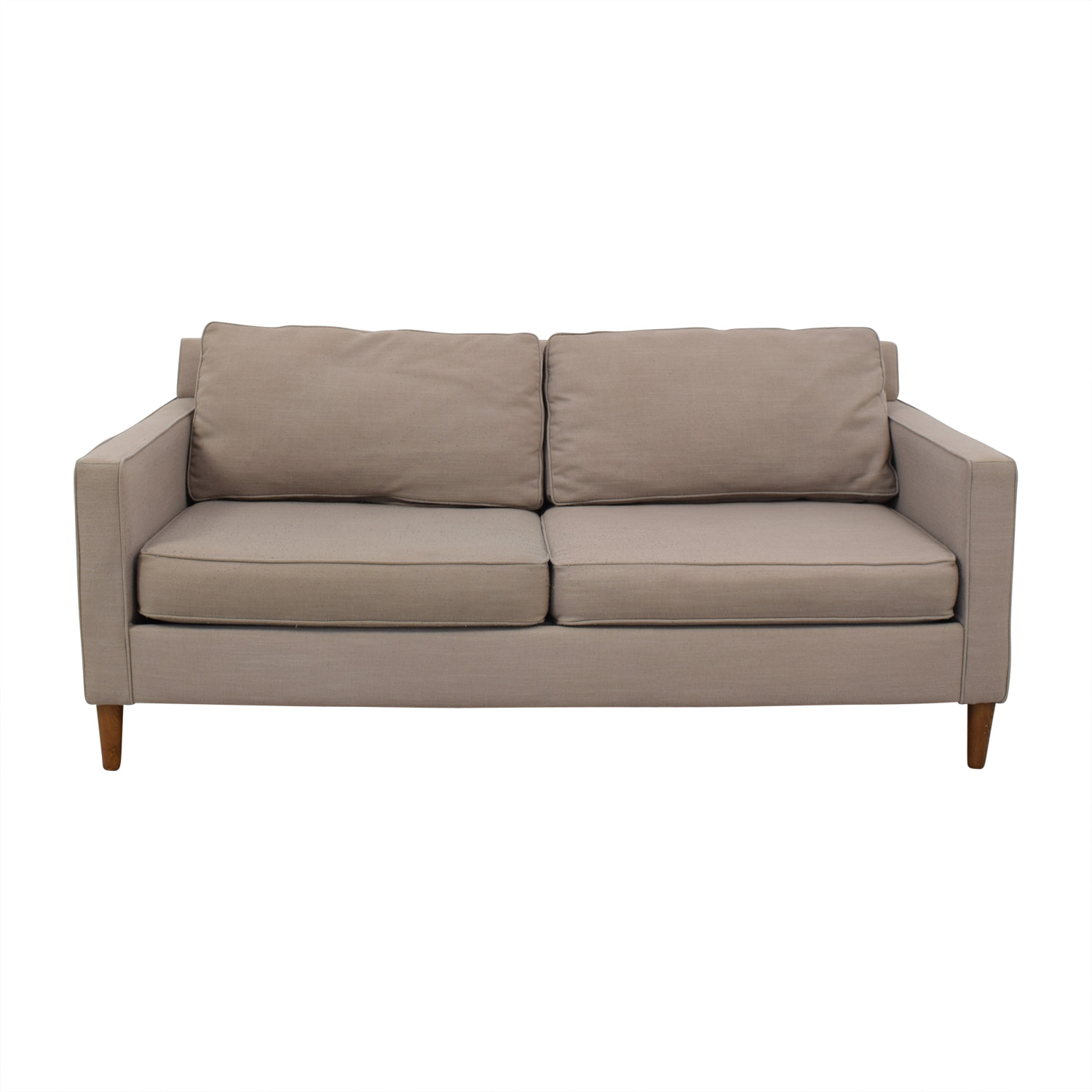West Elm Henry Two Cushion Sofa / Loveseats