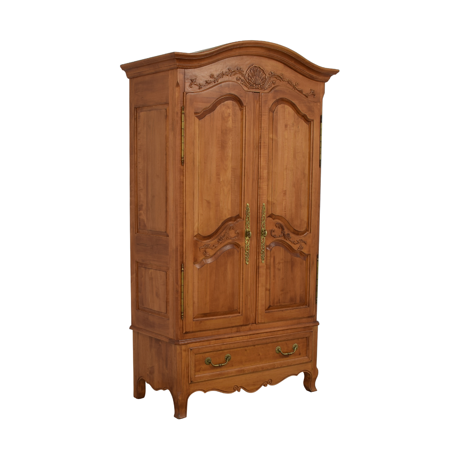 Ethan Allen Wood Armoire sale