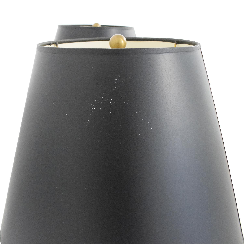 buy Salgado Saucier Gene Plaster Table Lamps Salgado Saucier