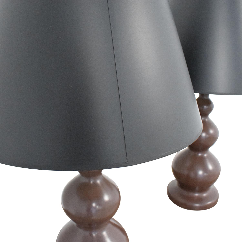 Salgado Saucier Salgado Saucier Gene Plaster Table Lamps discount