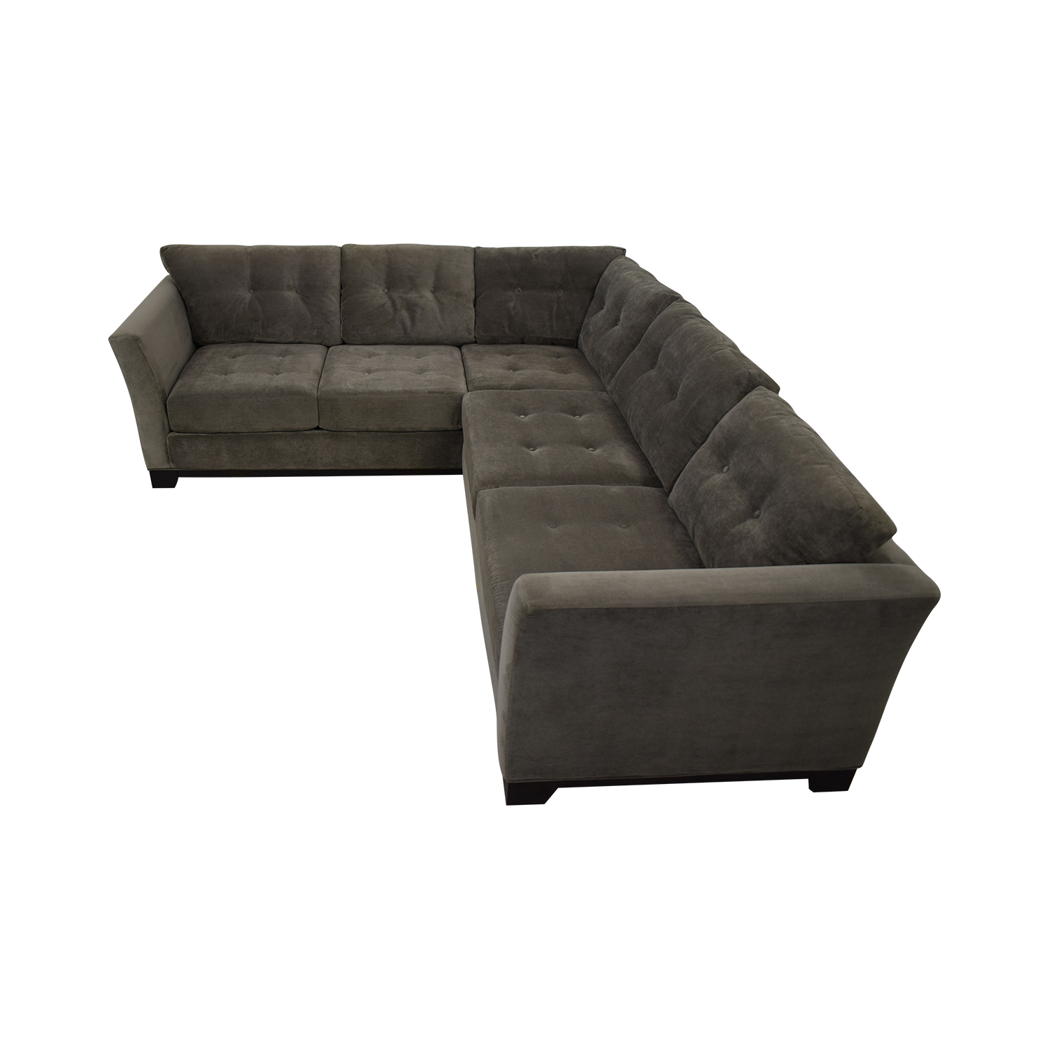 68% OFF - Jonathan Louis Jonathan Louis Sectional Sofa / Sofas