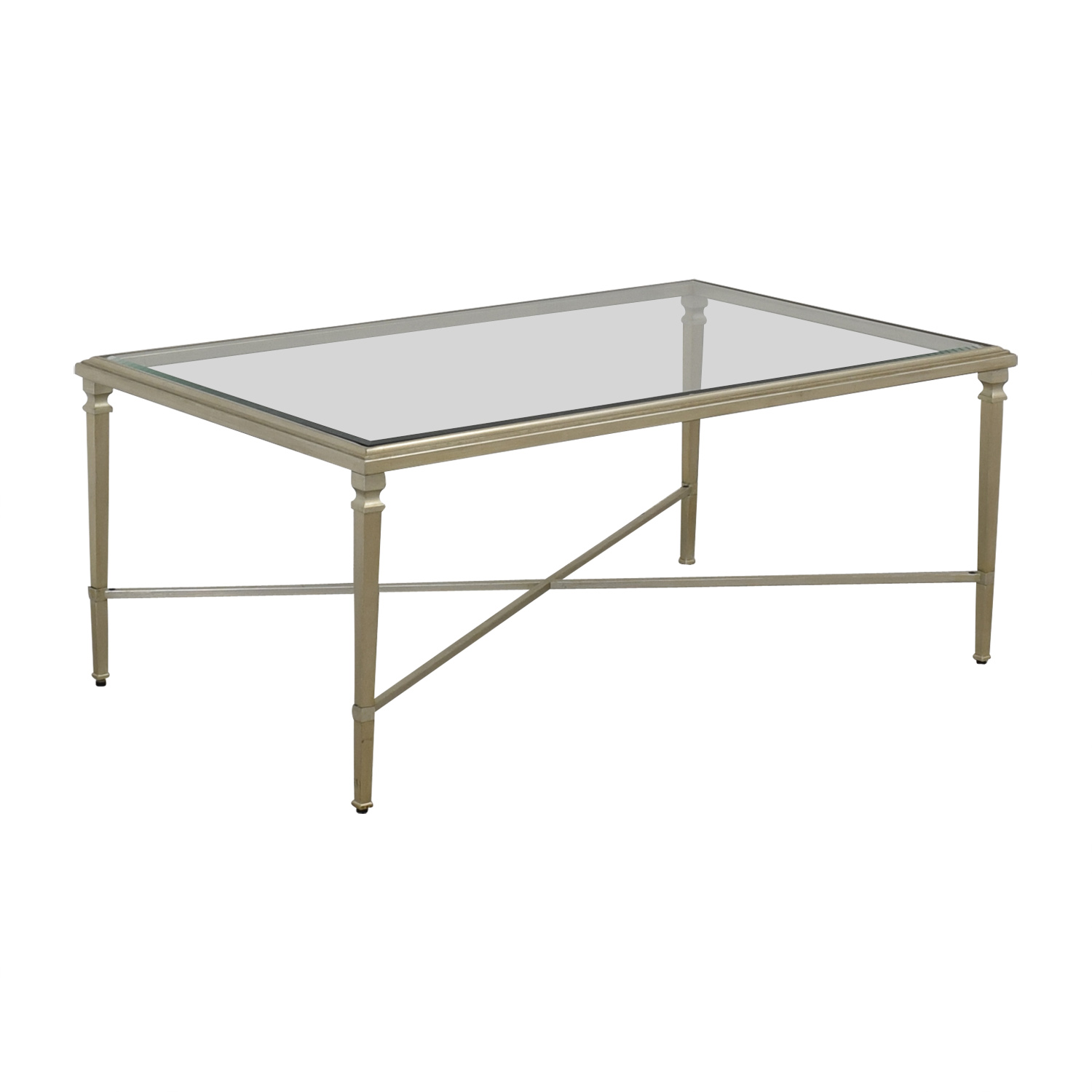 Ethan Allen Ethan Allen Heron Coffee Table Coffee Tables