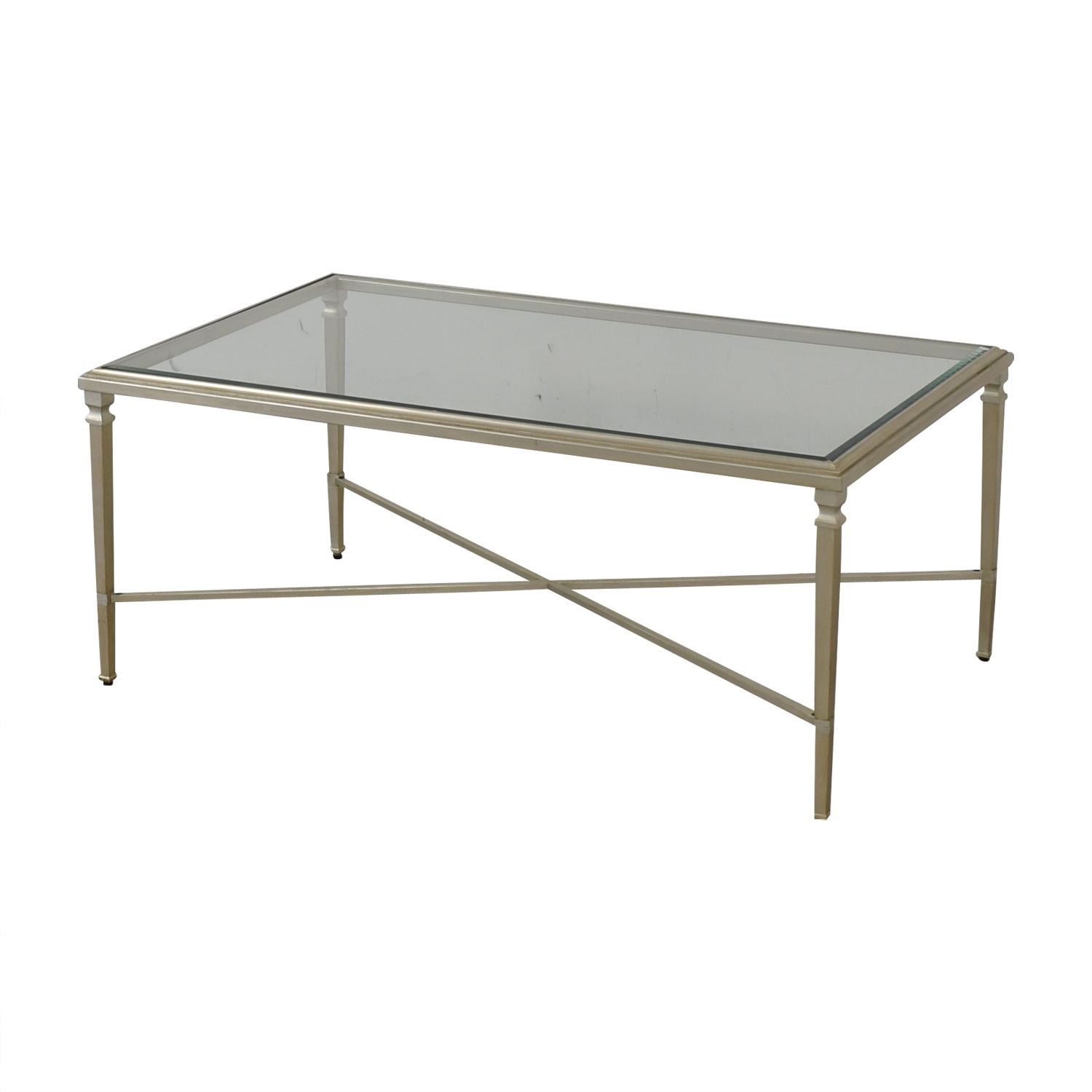Ethan Allen Heron Coffee Table / Tables