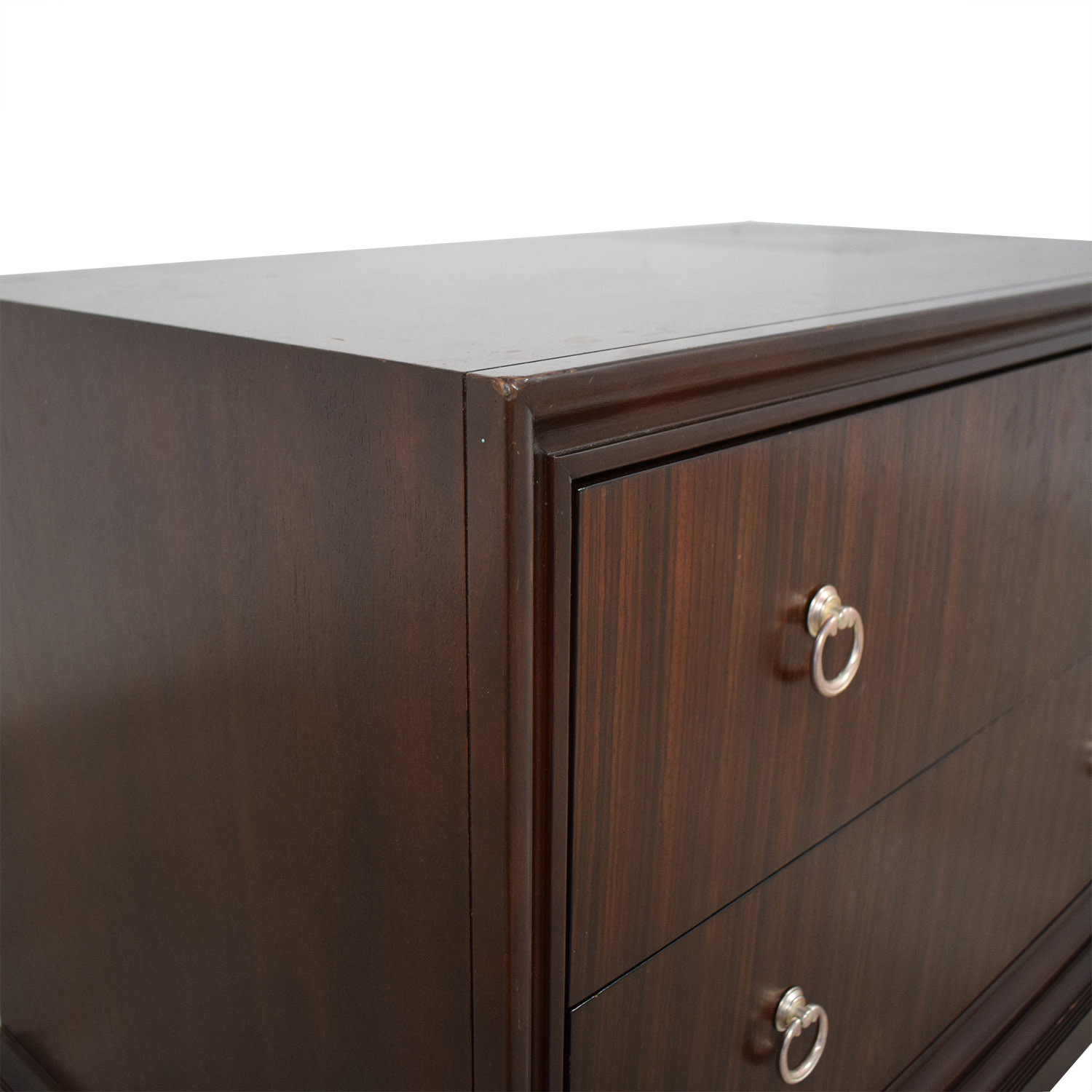 Ethan Allen Ethan Allen Mid Century Two Drawer Nightstand price