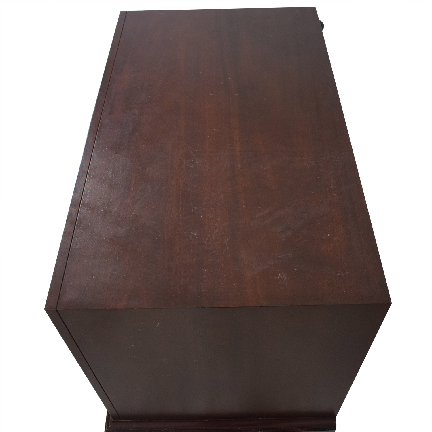 shop Ethan Allen Mid Century Two Drawer Nightstand Ethan Allen End Tables