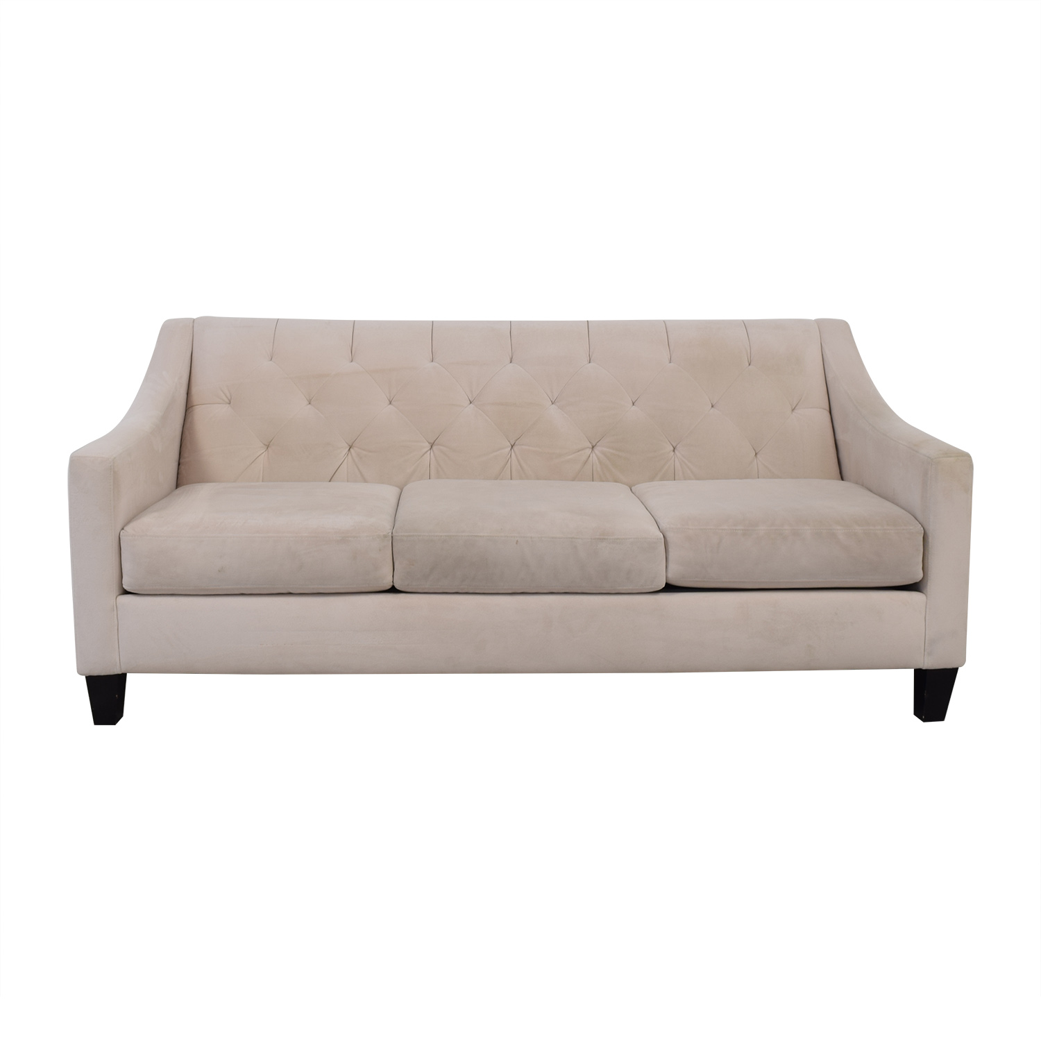 shop Max Home Three Cushion Sofa Max Home Classic Sofas