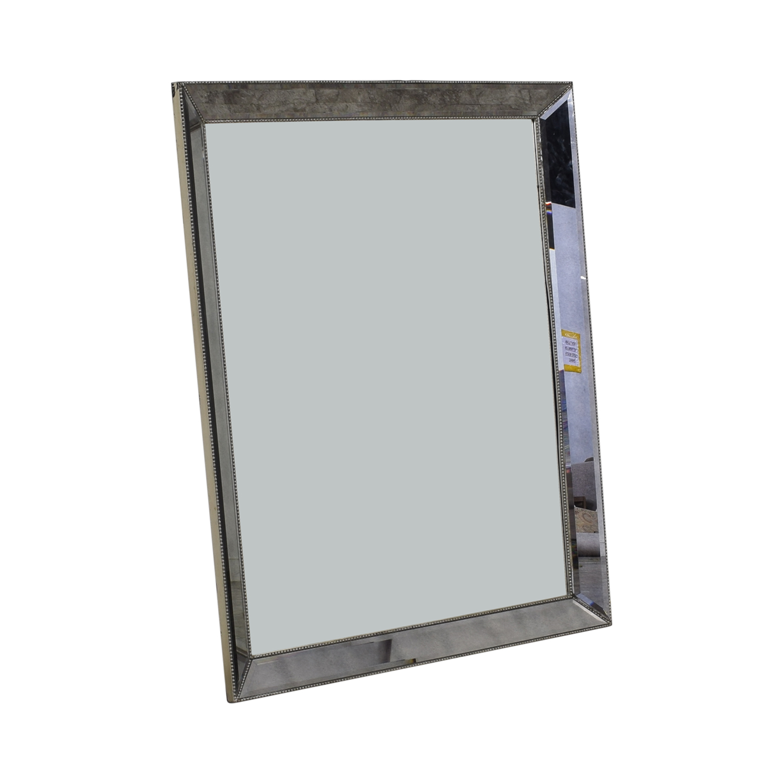 shop Restoration Hardware Venetian Beaded Mirror Restoration Hardware Decor