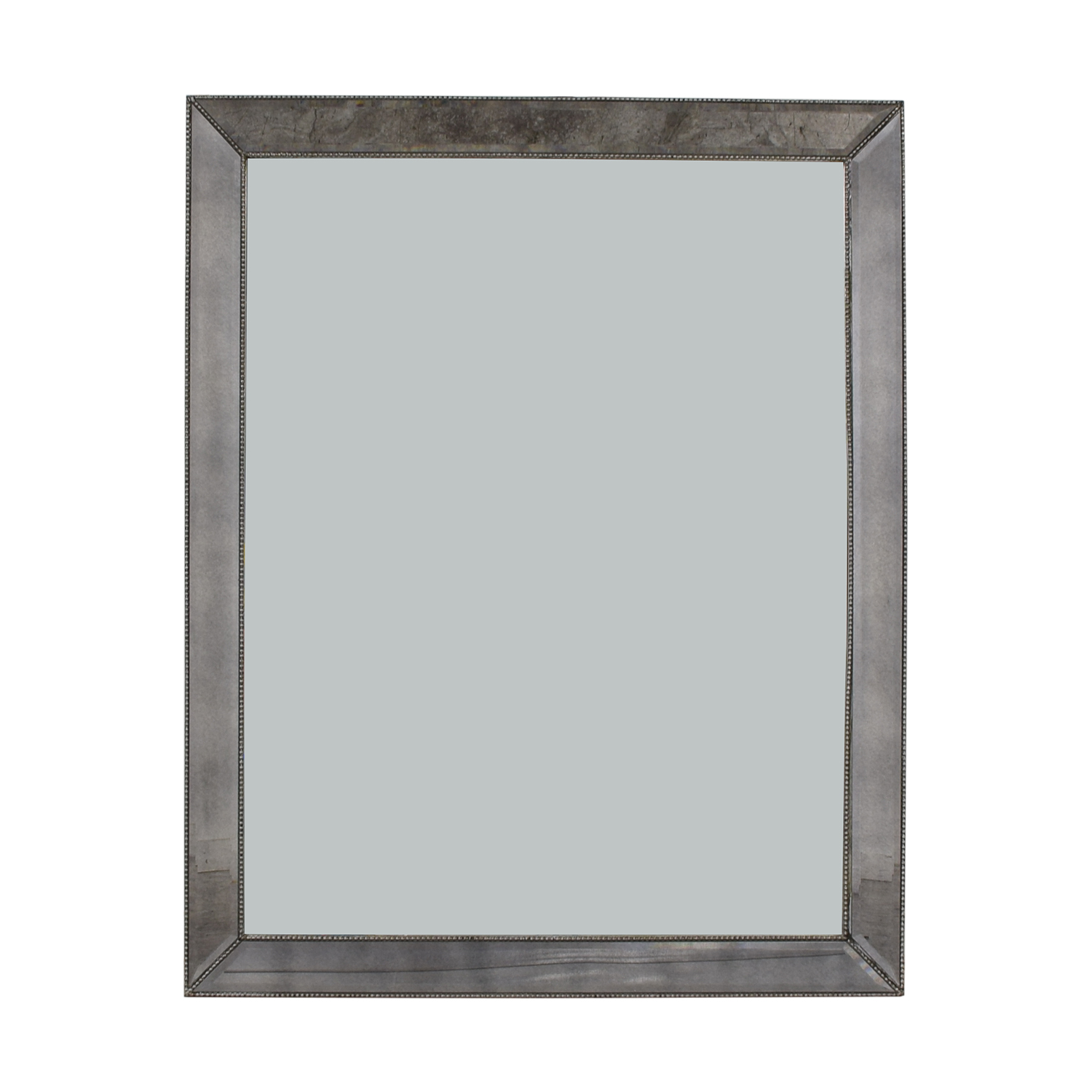 Restoration Hardware Restoration Hardware Venetian Beaded Mirror nyc