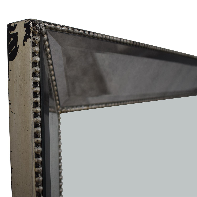 Restoration Hardware Restoration Hardware Venetian Beaded Mirror price