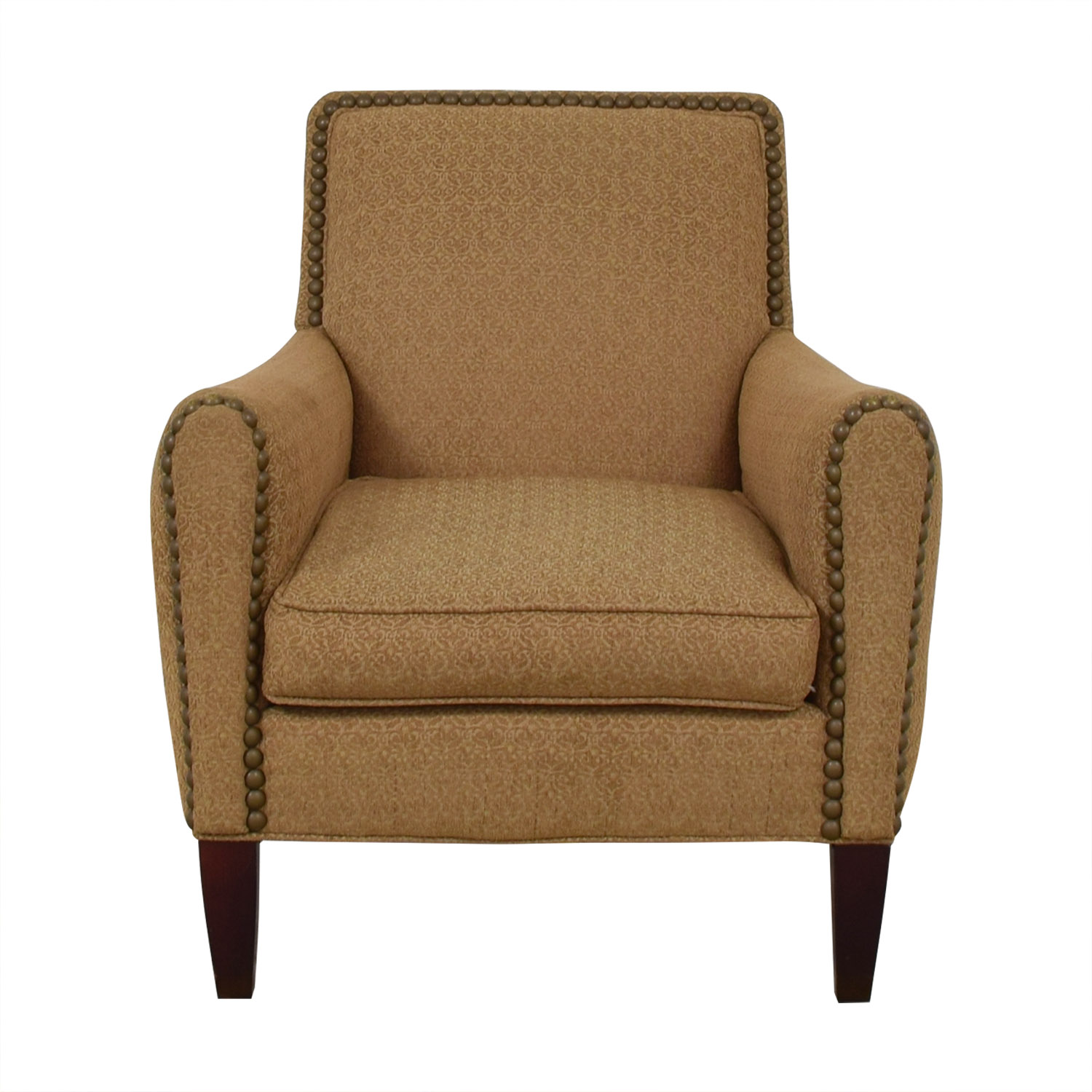 Lee Industries Lee Industries Nailhead Upholstered Armchair for sale