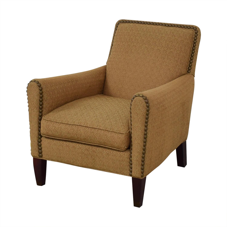 Lee Industries Lee Industries Nailhead Upholstered Armchair discount