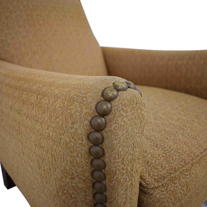 Lee Industries Lee Industries Nailhead Upholstered Armchair nj