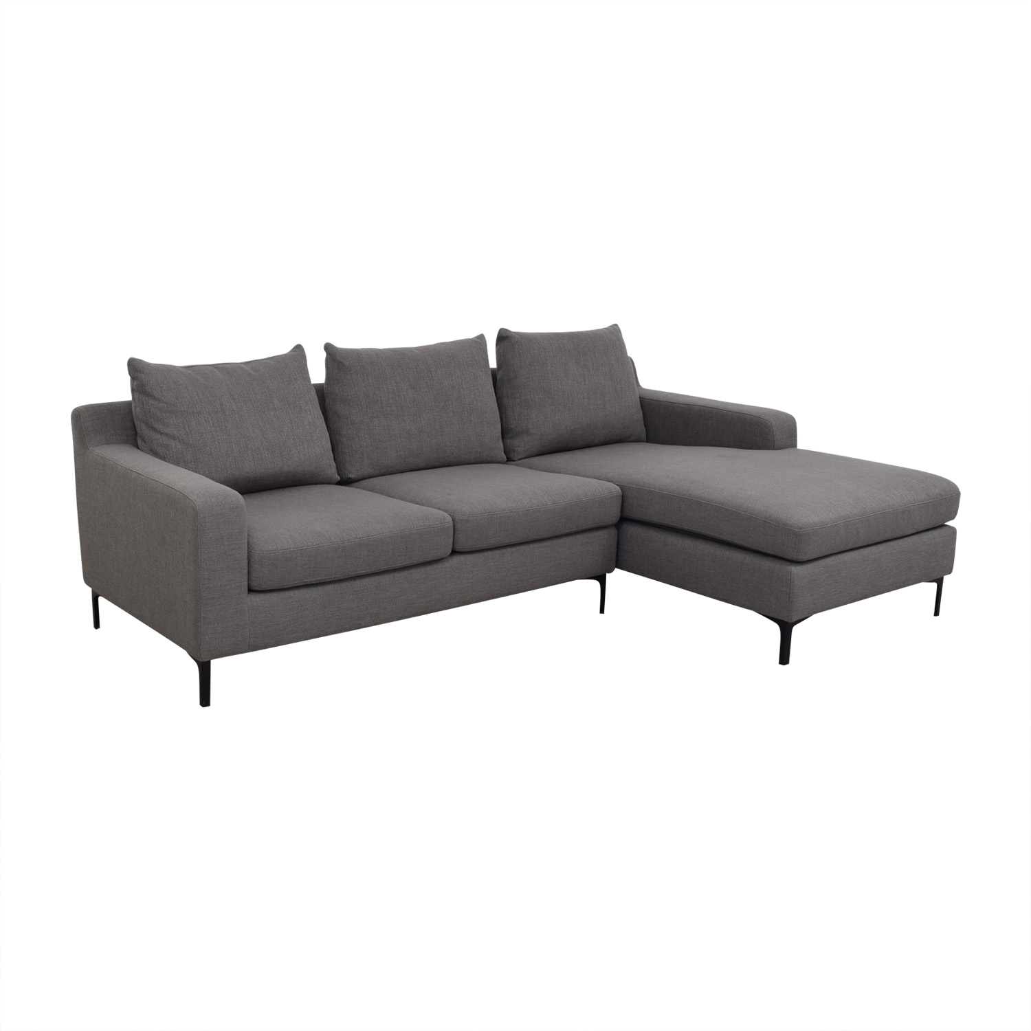 Interior Define Sloan Sectional Sofa Left Chaise coupon