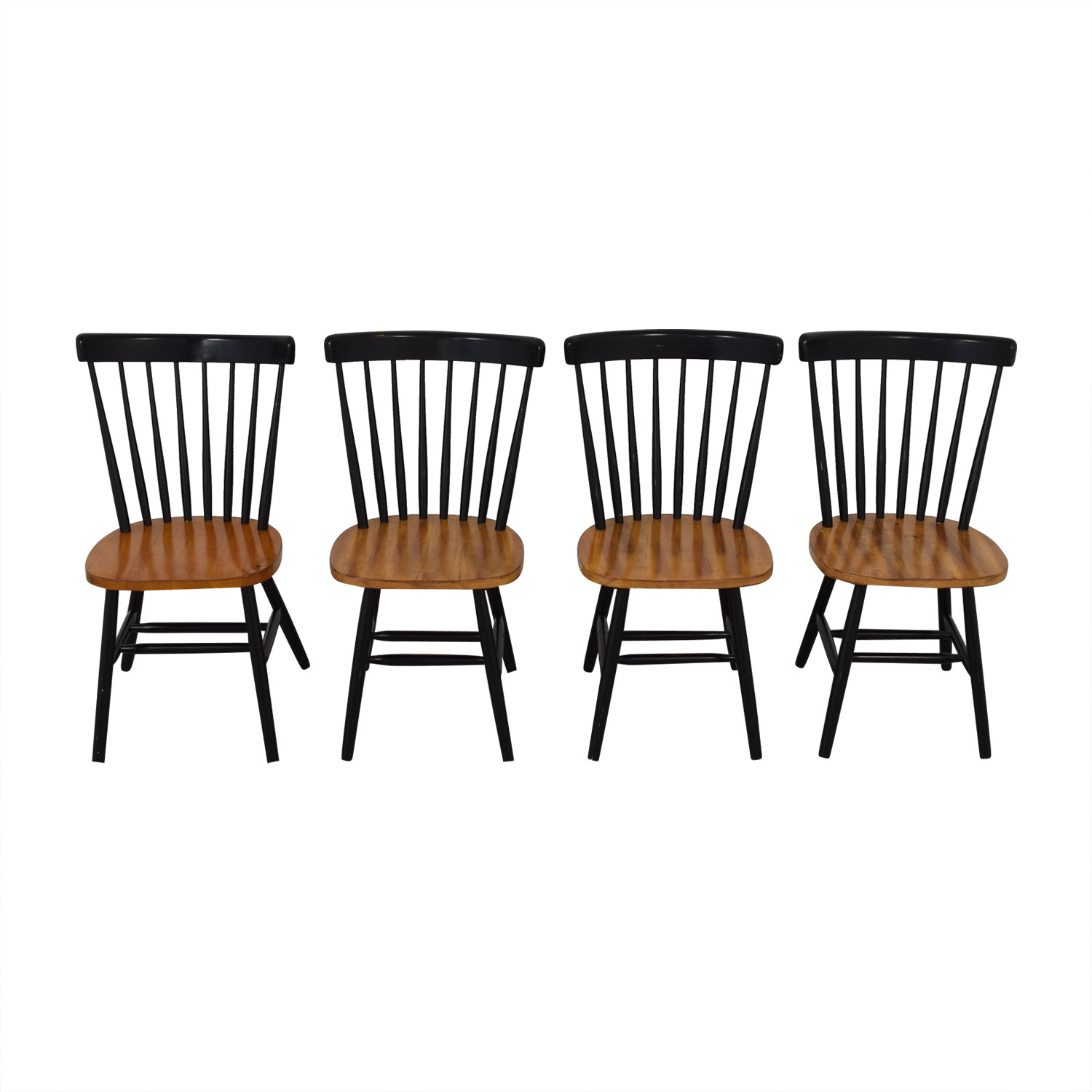Copenhagen Spindle Back Dining Chairs / Chairs