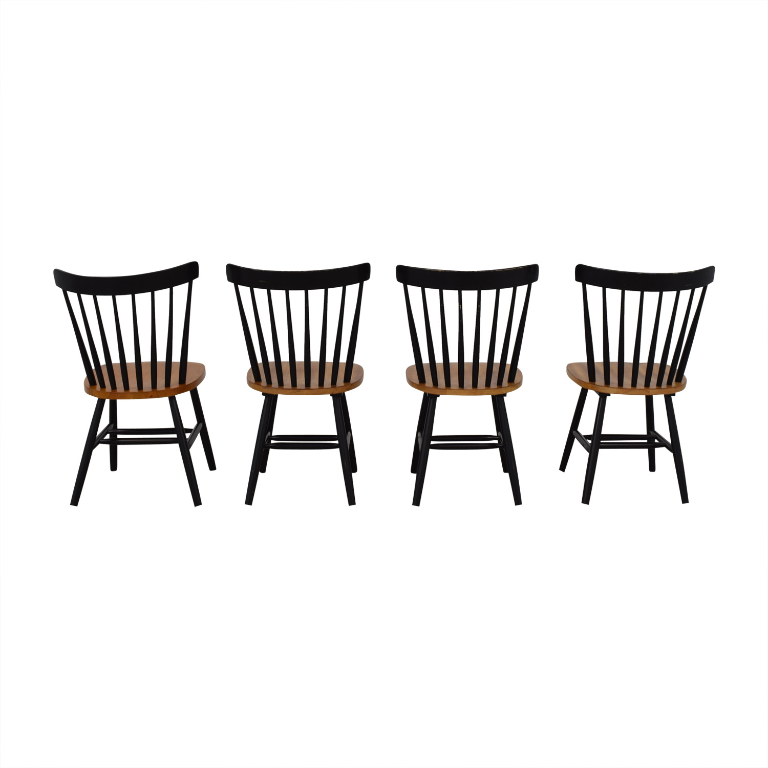 buy Copenhagen Spindle Back Dining Chairs