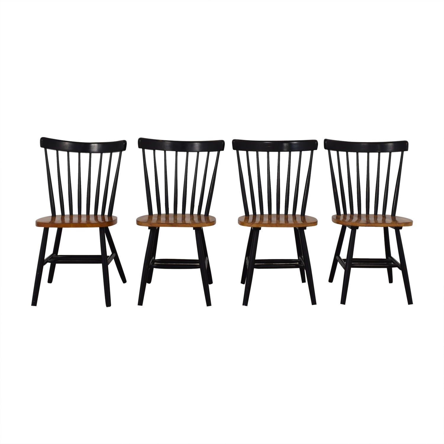Copenhagen Spindle Back Dining Chairs