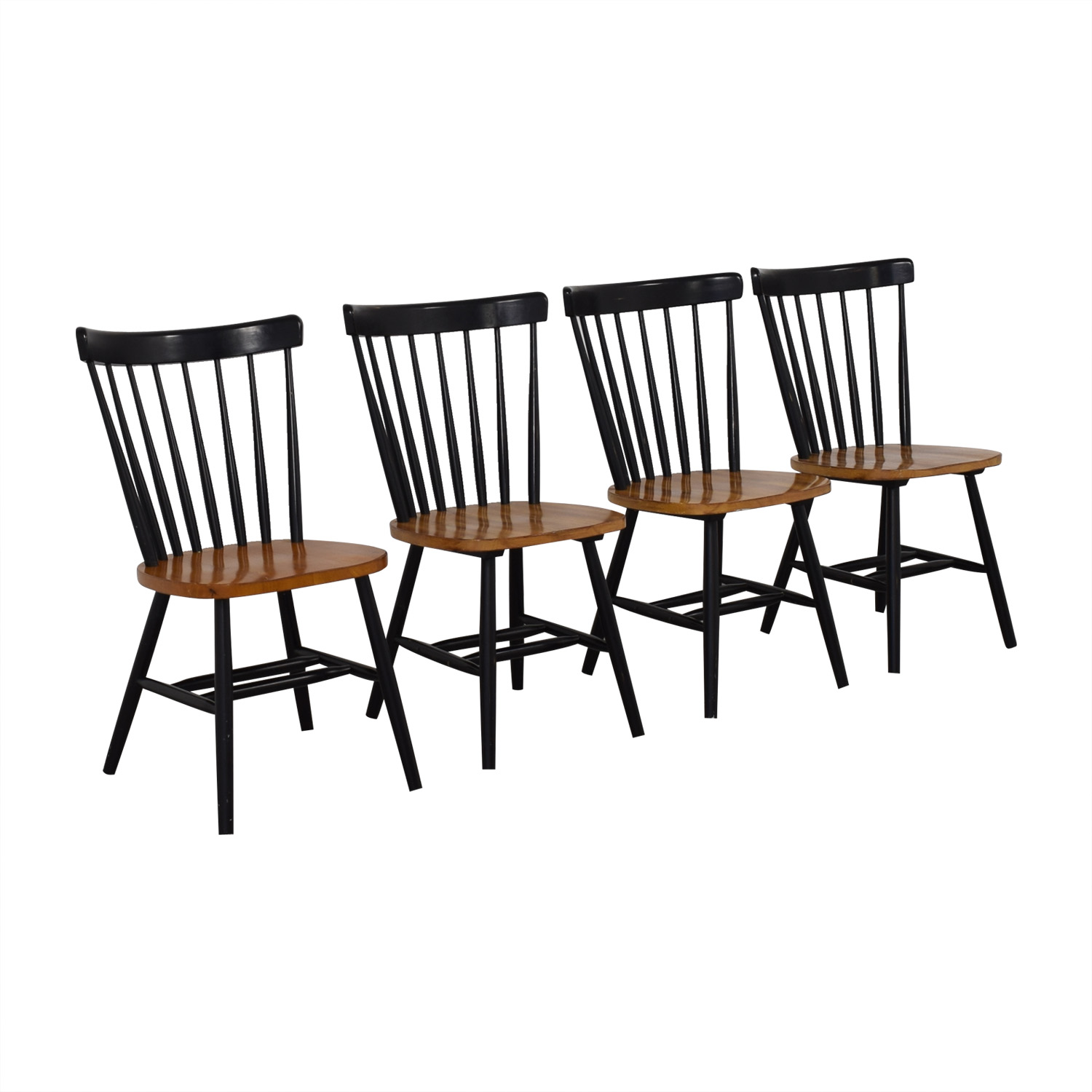 Copenhagen Spindle Back Dining Chairs / Dining Chairs