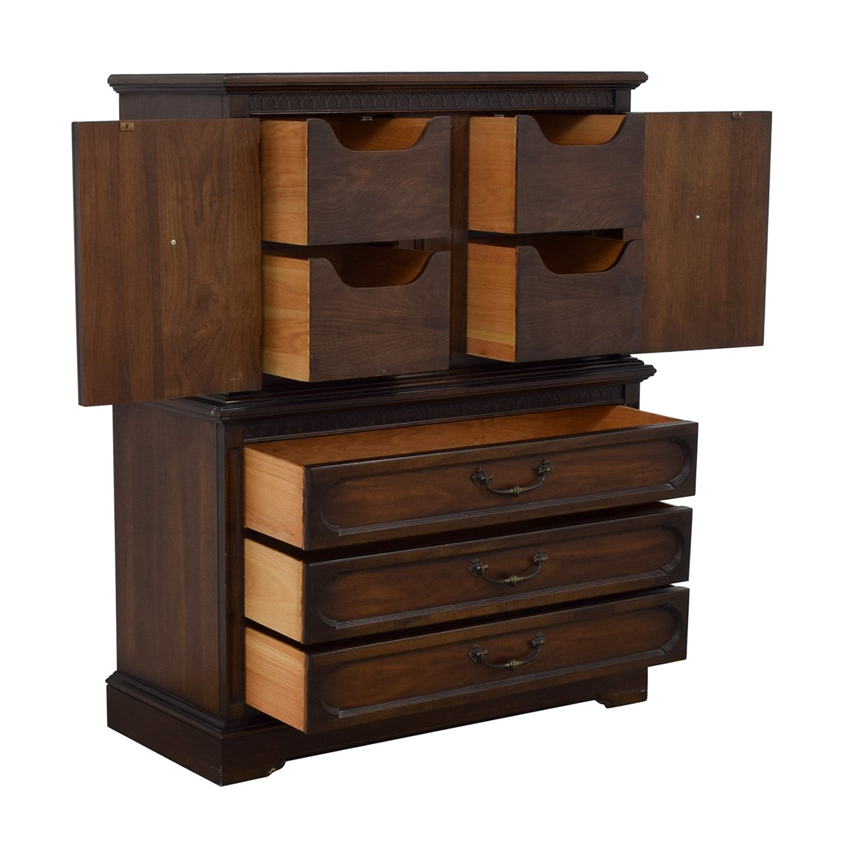 United Furniture United Furniture Bureau dimensions