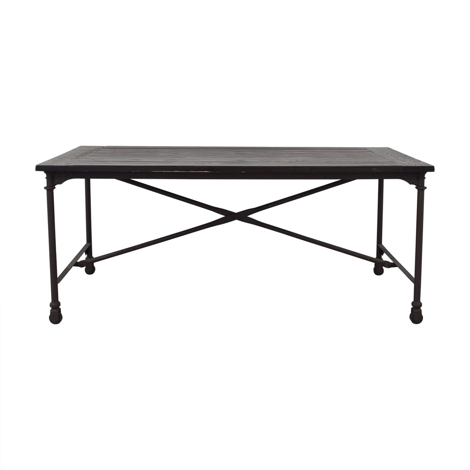 Restoration Hardware Flatiron Desk sale
