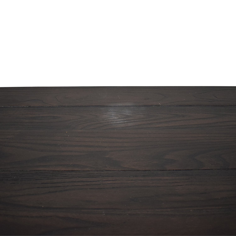 buy Restoration Hardware Flatiron Desk Restoration Hardware