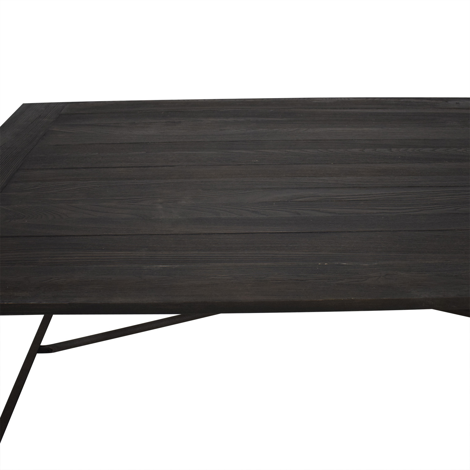 Restoration Hardware Restoration Hardware Flatiron Desk Brown