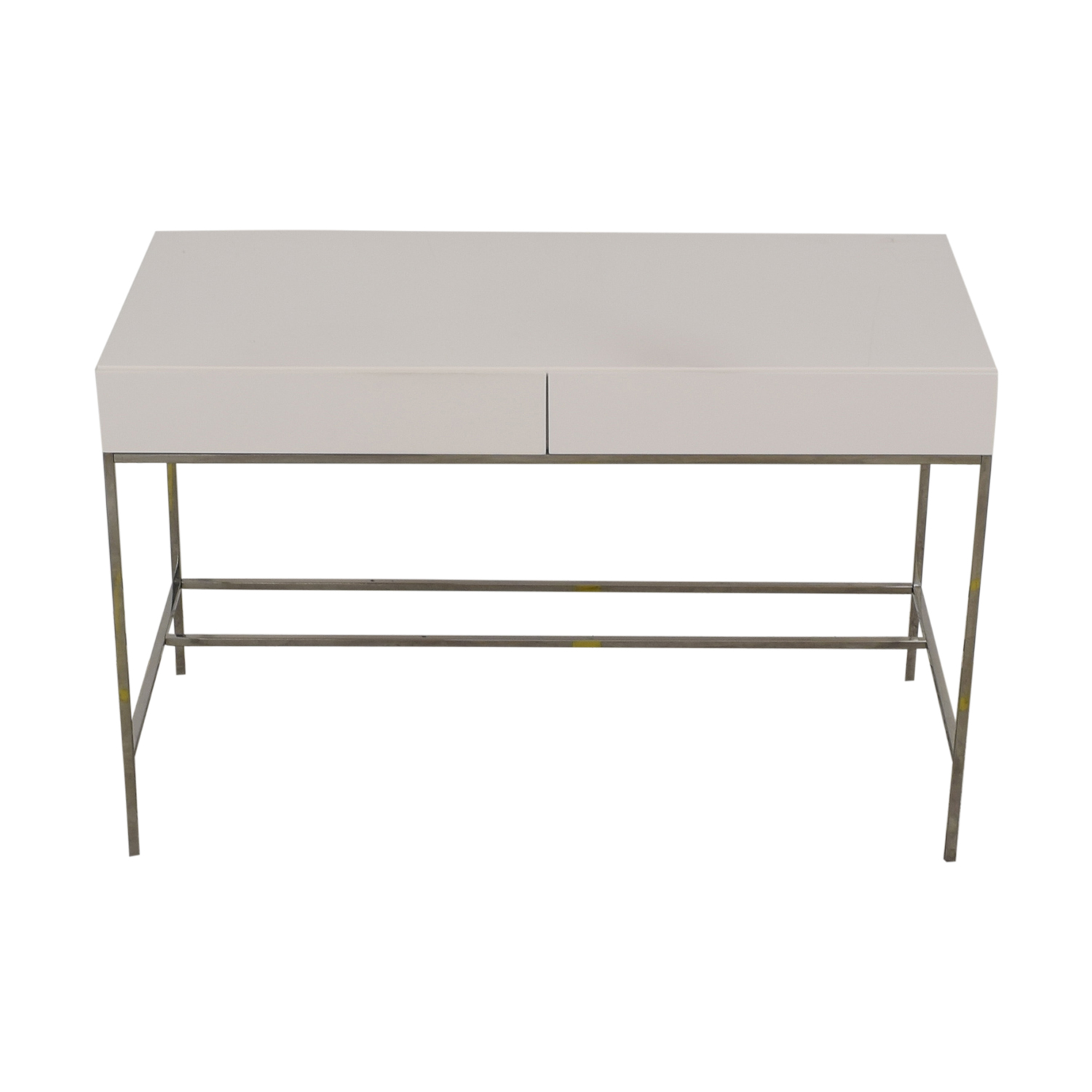 West Elm West Elm Lacquer Storage Desk Home Office Desks
