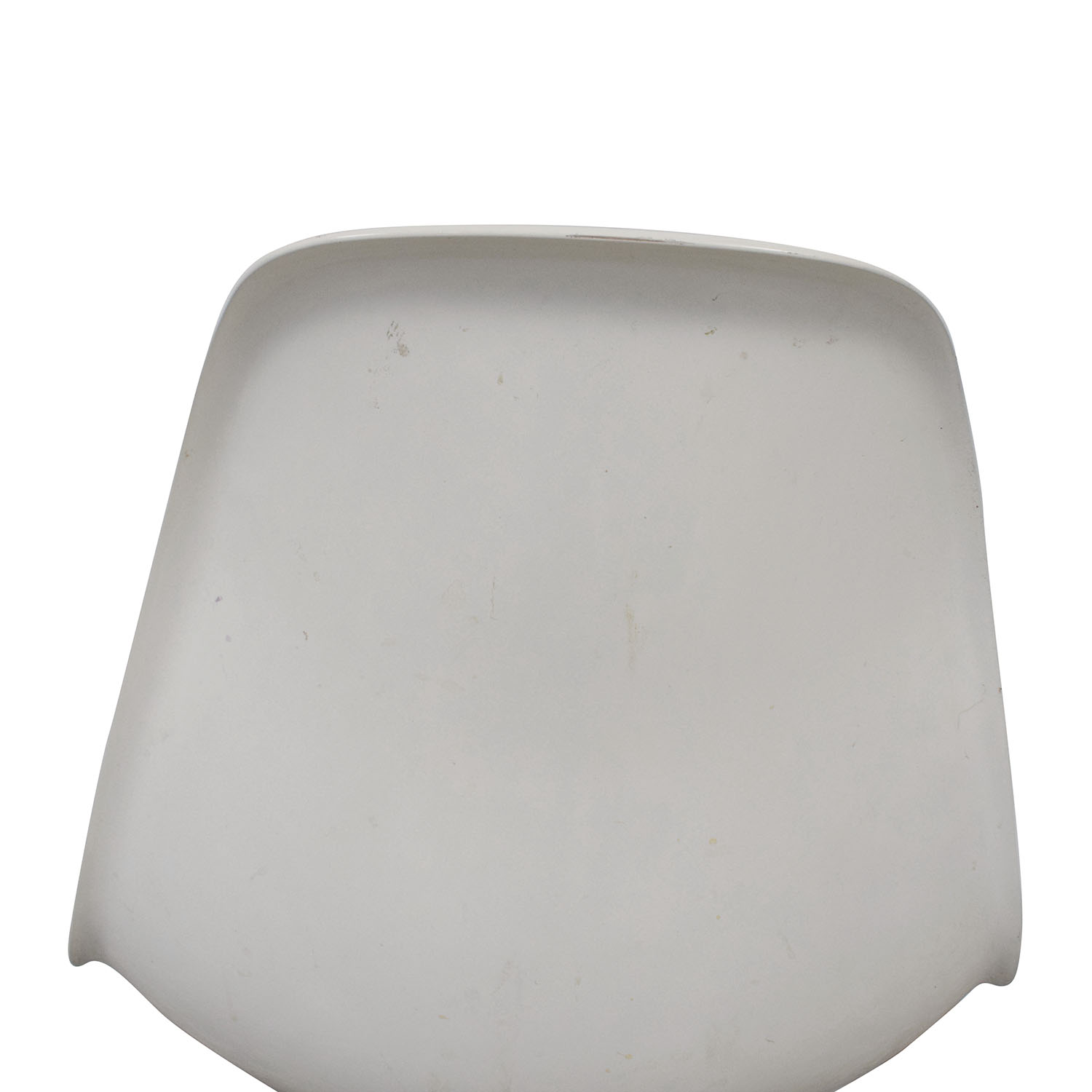 Herman Miller Herman Miller Eames Plastic Molded Chair White on sale
