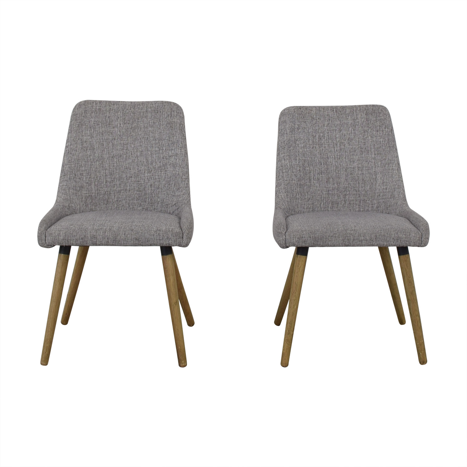 West Elm West Elm Mid-Century Upholstered Dining Chairs coupon