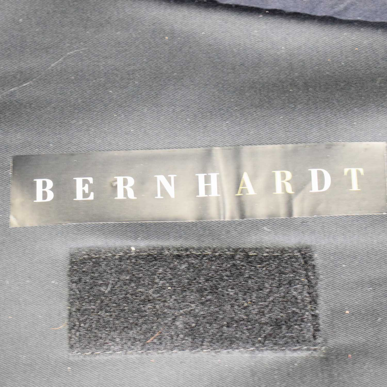 Bernhardt Bernhardt Brown Leather Sectional nj