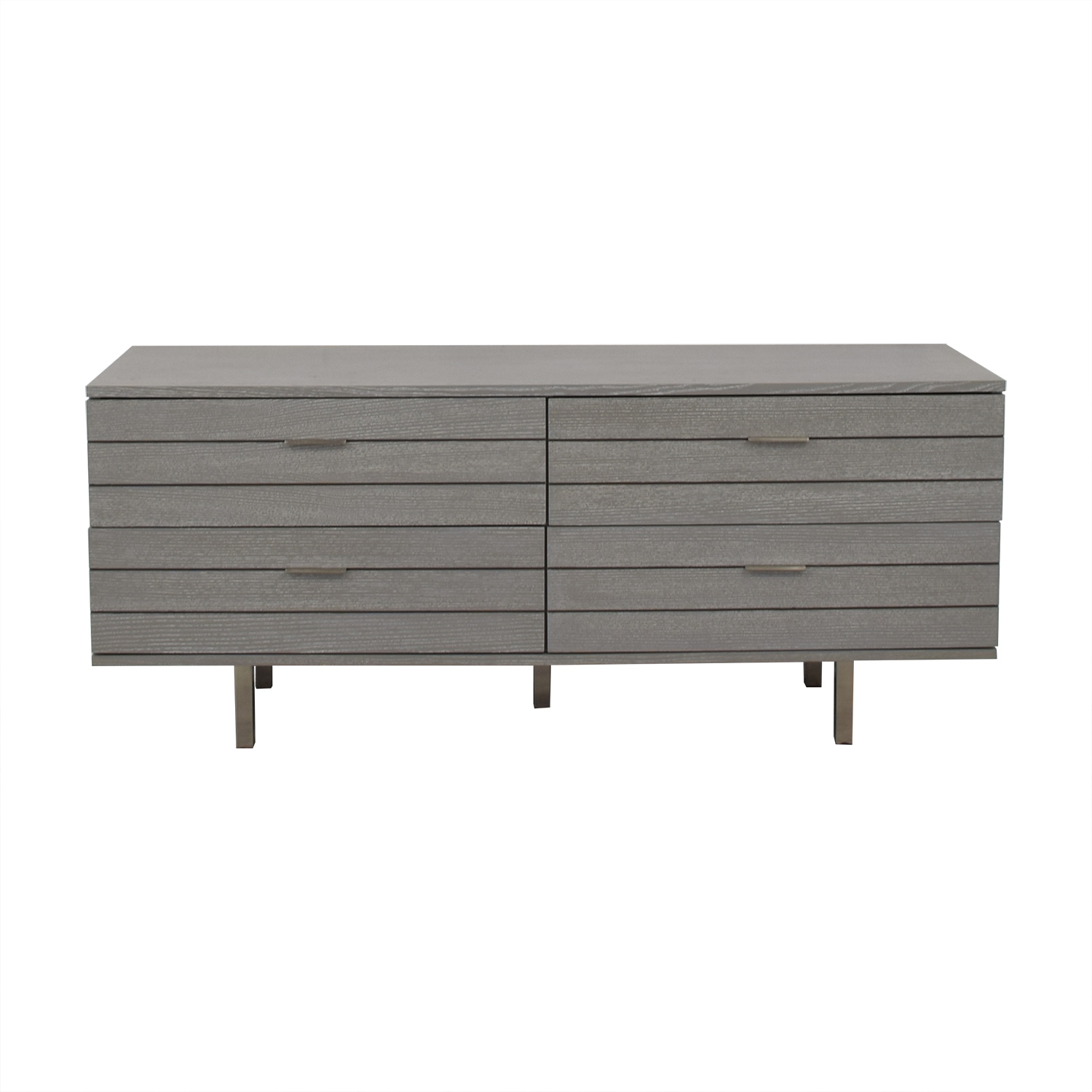 CB2 CB2 Linear Low Dresser second hand