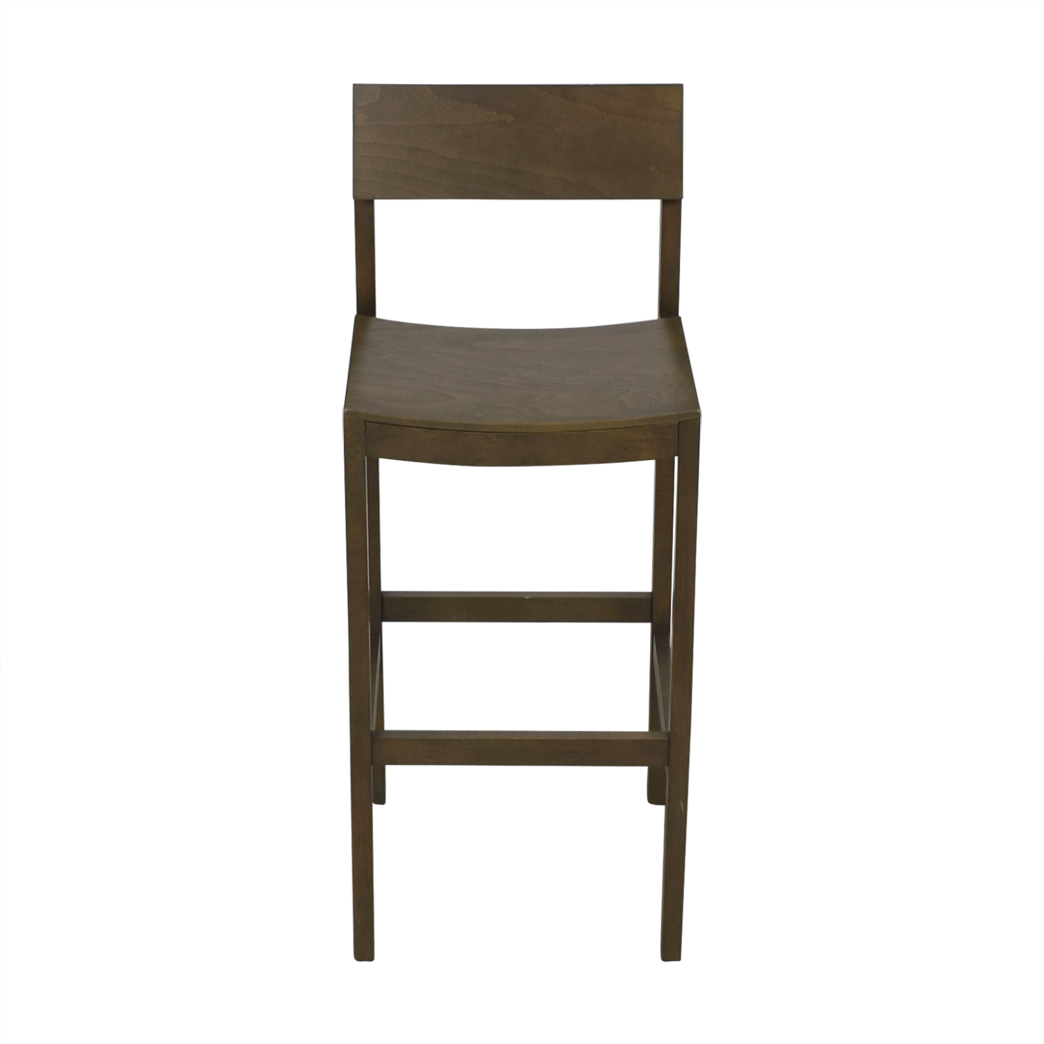 Excellent 66 Off Cb2 Cb2 Counter Stool Chairs Pabps2019 Chair Design Images Pabps2019Com