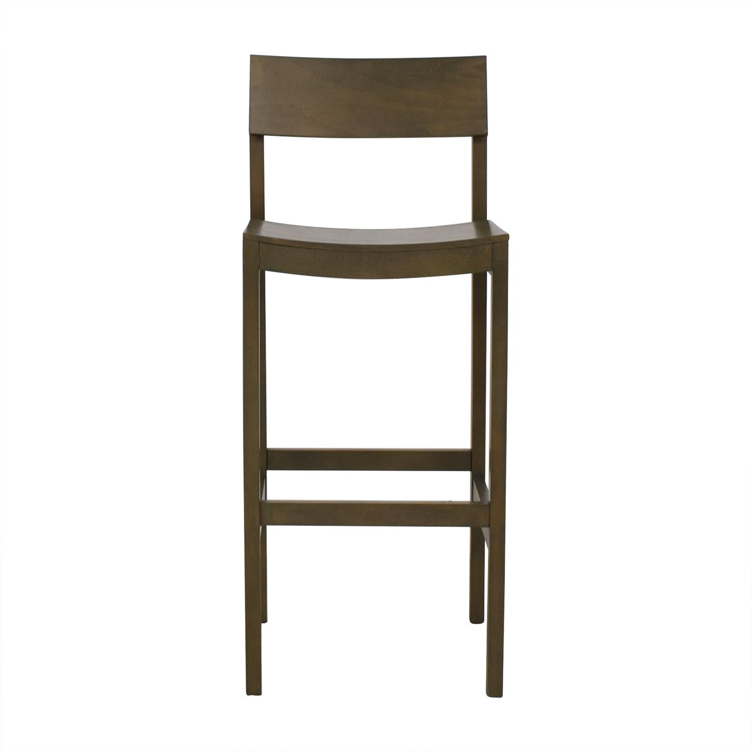 Miraculous 66 Off Cb2 Cb2 Counter Stool Chairs Unemploymentrelief Wooden Chair Designs For Living Room Unemploymentrelieforg