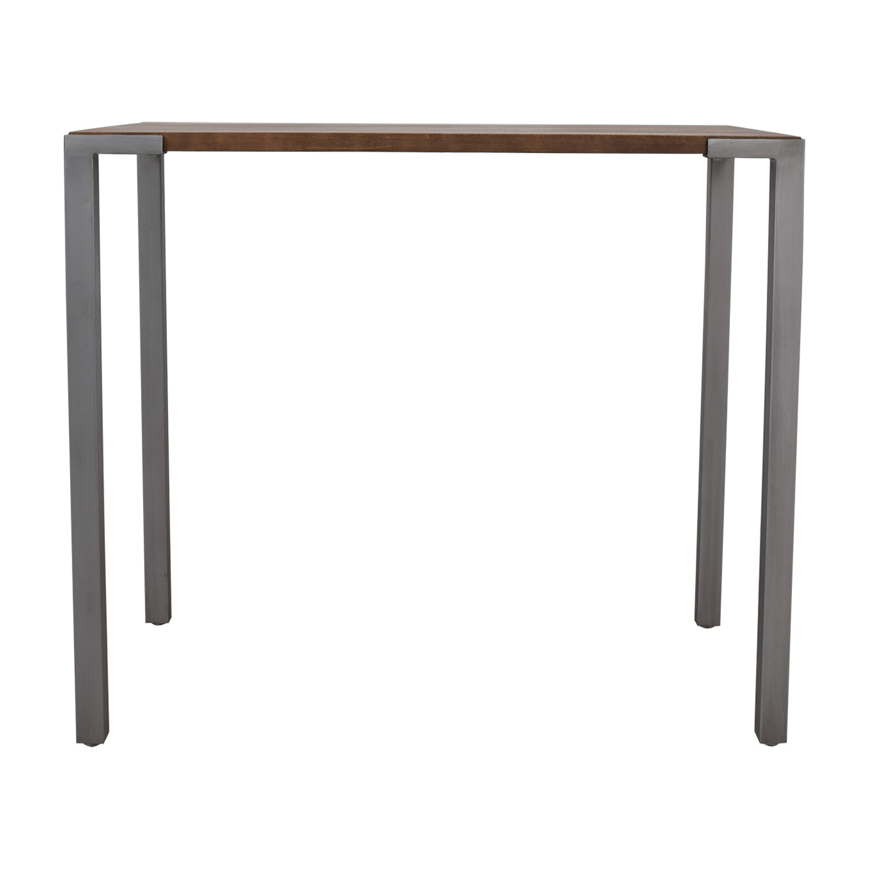 CB2 Stilt High Dining Table / Dinner Tables